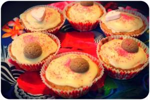 Cupcakes carotte cardamome