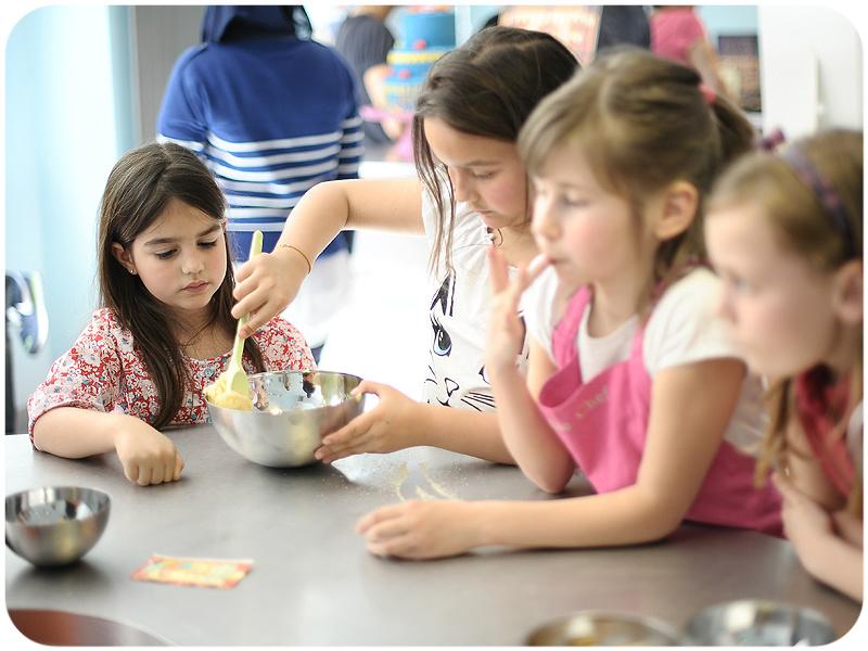 Les cookies au gingembre de la p tisserie bliss atelier gourmand bollywood kitchen - Cours de cuisine parent enfant ...