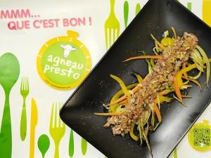 Tartaki dagneau { Joute culinaire & Concours inside }