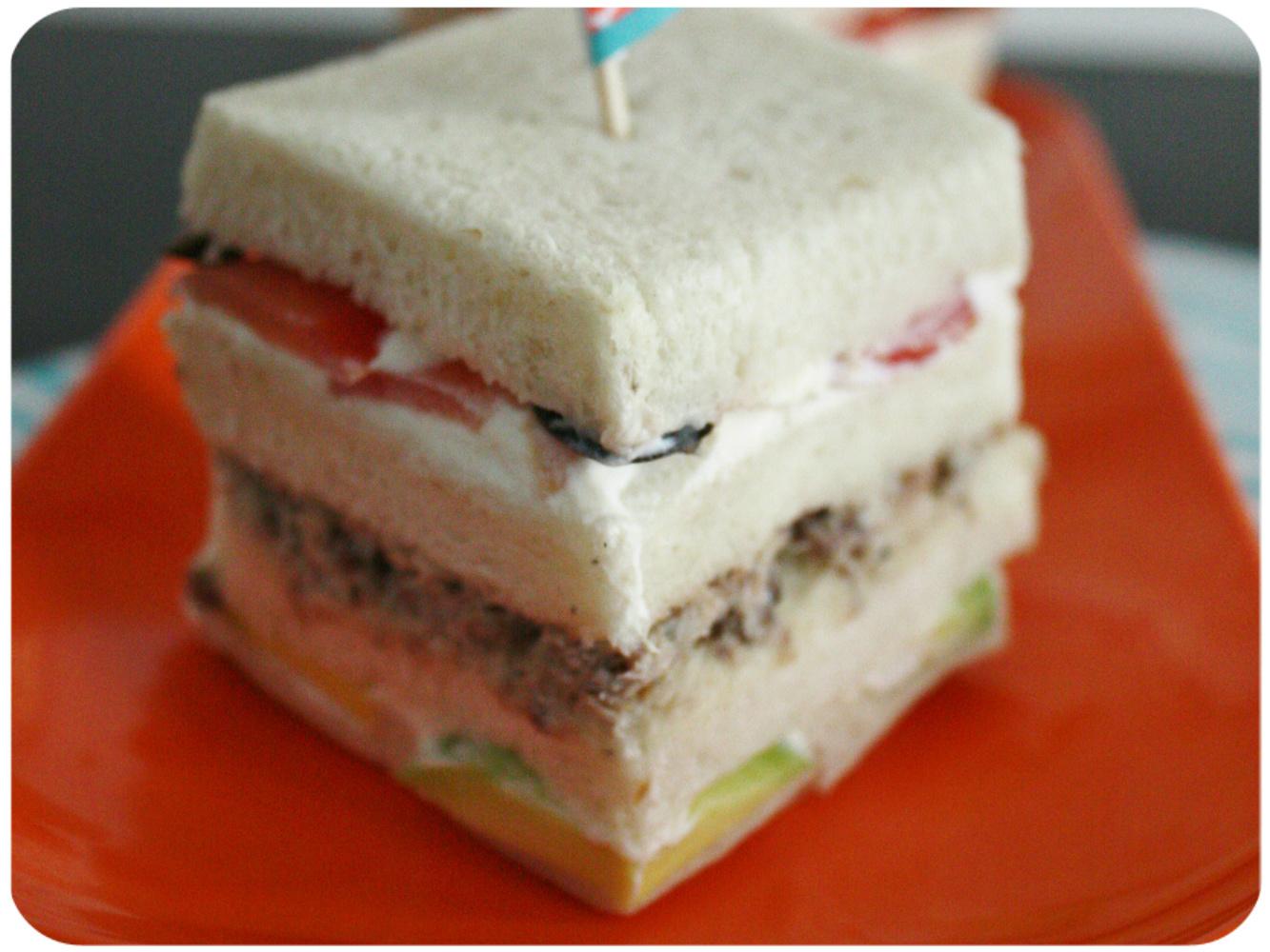 Spicy-dwichs' vitaminés {mini sandwichs au piment & concours inside}