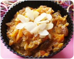 halwa carotte