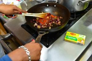 Atelier Maggi que ★ {3 Recettes façon Bollywood Kitchen}