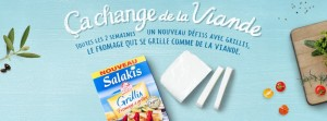 Grillis de Salakis : ça change de la viande ! {Défiss inside}