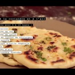 Les naans {vidéo Cook In The Tube}