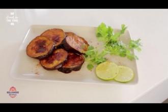 Aubergines Tandoori {Vidéo pour Cook in the Tube}