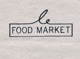 Le Food Market #1 {Save the date jeudi 2 juillet 2015}