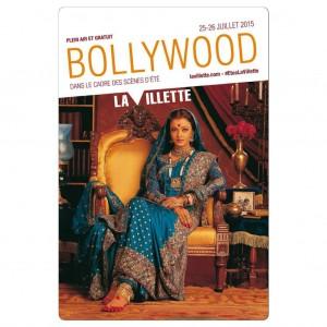 Scènes d'été Bollywood à la Villette {25 et 26 juillet 2015} #gratuit