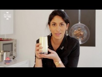 Lassi à la mangue {Vidéo pour Cook in the tube}