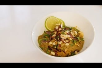Mon poulet Korma {Recette pour Cook in the tube #Youtube}
