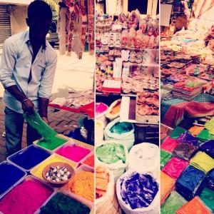 Diwali - les couleurs de la rue
