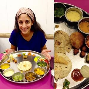 shree thaker bhojanalay - Le thali Gujarati