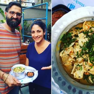 Gaurrav Gidwani et sa recette de Dhal Risotto