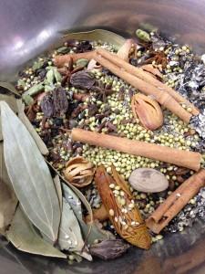Lalbaug - Marché aux épices