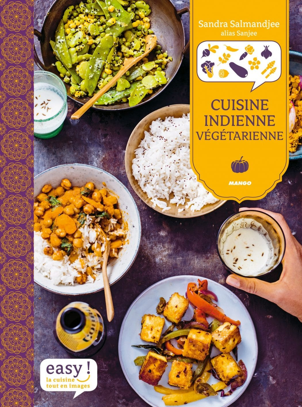CUISINE INDIENNE VEGETARIENNE ★ NEW FEV18