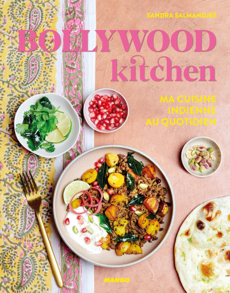 BOLLYWOOD KITCHEN LE LIVRE