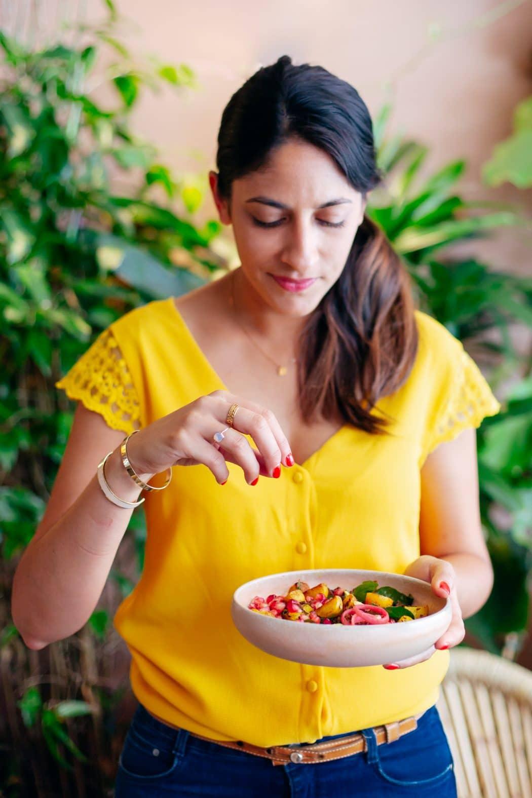 Mes recettes ayurvédiques dans HealthyFood