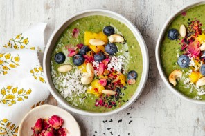 Smoothie Indian bowl