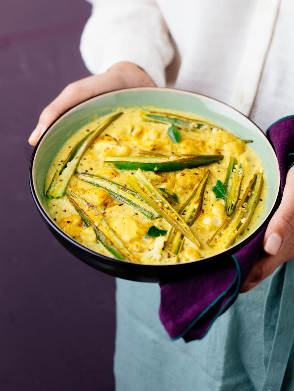 Cuisine indienne végétarienne : mon nouveau livre ★ {16 ...