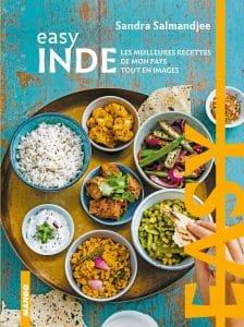 EASY INDE ★ mon 1er livre (Toutes les bases de la cuisine indienne)